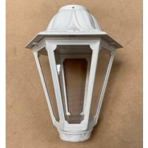 Fumagalli E26W Medium Florentine Lantern in White