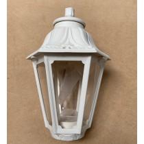 Fumagalli E22.W.GLA Small Florentine Lantern in White