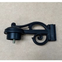 Fumagalli 131.SYS 131 System Bracket in Black