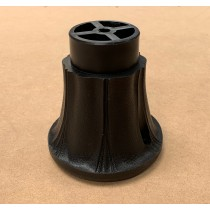 Fumagalli 111 Pedestal 145mm in Black