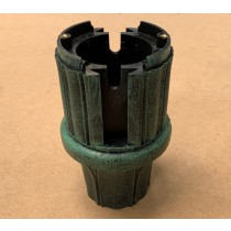 Fumagalli SPA.2.G 2 Light Classic Spacer in Antique Green