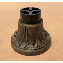 Fumagalli 110.BRONZE Pedestal 107mm in Bronze