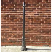 Fumagalli 000.166.000 1750MM Gigi Post in Black - Buy online or in store from John Cribb & Sons Ltd