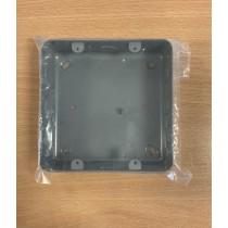 Legrand Synergy 081852 Steel Back Box - buy online from John Cribb & Sons Ltd