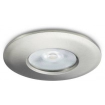 JCC JC99903BN Hybrid9 Mains IP65 Dimmable 38° Beam 3000K Brushed Nickel