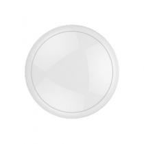 Kosnic KBHC6-TWHT White Polo Clip On Ring for Blanca Bulkhead - Buy online or in store from John Cribb & Sons Ltd