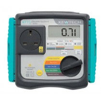 Kewtech KT71 Manual PAT Tester - FOR HIRE ONLY