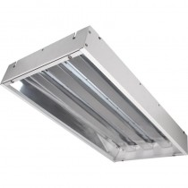 Kosnic KMSD100LLBE-W65-WHT LED 100w 700mm x 330mm Surface Mounted Low Bay Luminaire