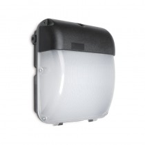 Kosnic KWP30Q65-W40 30W IP65 Bulkhead Luminaire with Dusk to Dawn Option - Buy online or in store from John Cribb & Sons Ltd