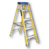 Greenbrook LADF5 FIBREGLASS LADDERS, No of Steps: 5
