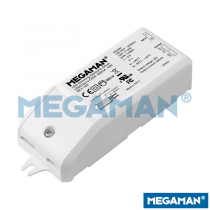 Megaman 1-10V Driver for 10W Dimming AR111 LED 20V (141382)  [image © Megaman UK Limited]
