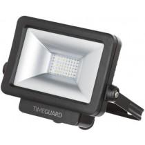 Timeguard LEDPRO10B 10W LED Professional Rewireable Floodlight - Black