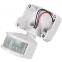 Timeguard LEDPROSLWH Dedicated PIR Detector for LEDPRO Floodlights - White