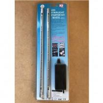 GreenBrook KingShield LEDSLW1-C LED Striplight Starter Kit- White - Buy online or in store from John Cribb & Sons Ltd