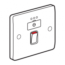 Legrand Synergy 730035 Switched Fused Spur with Red LED power Indicator 13A 250V