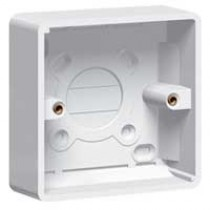 Legrand Synergy 736406 1G Plastic Surface Mounting Box, 35mm