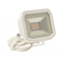 Luceco LFS12W150-02, BG 15W LED FLOOD 5000K WHITE, SLIMLINE GUARDIAN FLOODLIGHTS