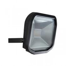 Luceco LFS30W1B Slimline Guardian LED Floodlight 30W IP65 1800lm