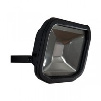Luceco LFS50W1B Slimline Guardian LED Floodlight 50W IP65 3000lm