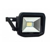 Luceco LFS6B150-02, BG 8W LED FLOOD 5000K BLACK, SLIMLINE GUARDIAN FLOODLIGHTS