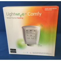Megaman LightwaveRF LW703 Comfy Smart Home Heating Starter Pack