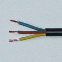 1.0mm² 3183TRS VR Insulated Tough Rubber Sheathed Ordinary Duty Flexible Cable