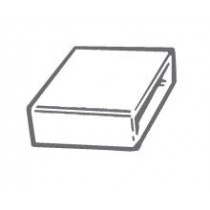 Manrose 55200, 204 x 60mm, Flat Channel Connector