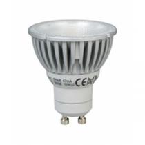 Megaman 141401 6W GU10 dimming PAR16 lookalike LED 240V - Warm White (35°) (141401)  [image © Megaman UK Limited]