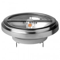 Megaman 131201 LED 12W G53 24° AR111 Perfect White, 12V, 3000K Lamp