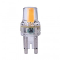 Megaman 142400 2W G9 2800K Capsule Shape Lamp