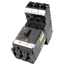 Merlin Gerin MGP0253X Powerpact 4 25A Triple Pole MCCB 415V
