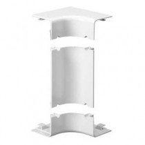Mita CLI3W White UPVC Internal Angle