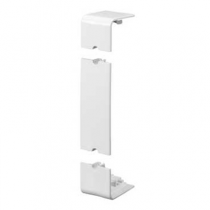 Mita CLJ3W White UPVC Joint Cover