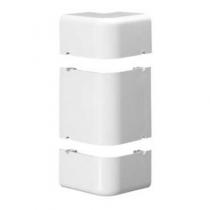 Mita ELX3W White UPVC External Angle (EL)