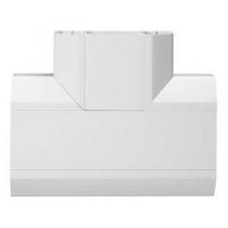 Mita ERT3W White UPVC Flat Tee (ER)