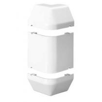 Mita ERX3W White UPVC External Angle (ER)