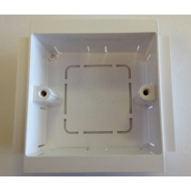 Marco MTSB1 Socket Mounting Box 1 Gang - 35mm