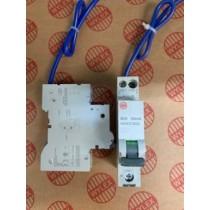 Electrium NHXS1B20 RCBO, SP&N Single Module B Curve, Size: 20A 30mA
