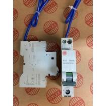 Electrium NHXS1B32 RCBO, SP&N Single Module B Curve, Size: 32A 30mA