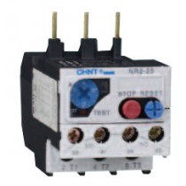 CHINT NR2-2.50 OVERLOAD RELAY 1.60A - 2.50A