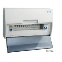 CHINT NX2-18A Consumer Unit, Split Load 7x7 c/w RCD & Isolator