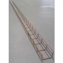 Pemsa 60222100 Rejiband Bycro Wire Mesh Tray 60mm x 100mm x 3m
