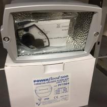 Powerlite PFT504 Regor 4 Halogen 500W IP66 Floodlight Silver