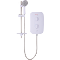 Redring RBS8 Bright 8.5kW Multi-connection Electric Shower - Buy online or in store from John Cribb & Sons Ltd