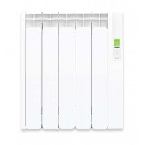 Rointe KYROS KRI0550RAD3 550W White Oil Filled Digital Electric Radiator 520mm x 580mm