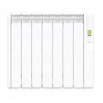 Rointe KYROS KRI0770RAD2 770W White Oil Filled Digital Electric Radiator 680mm x 580mm