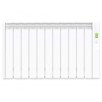 Rointe KYROS KRI1210RAD3 1210W White Oil Filled Digital Electric Radiator 1010mm x 580mm