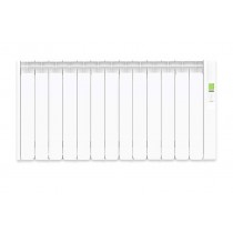 Rointe KYROS KRI1430RAD2 1430W White Oil Filled Digital Electric Radiator 1180mm x 580mm