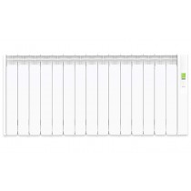 Rointe KYROS KRI1600RAD2 1600W White Oil Filled Digital Electric Radiator 1330mm x 580mm