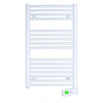 Rointe KYROS KTI030SEB2 300W White Digital Electric Towel Rail 900mm x 500mm